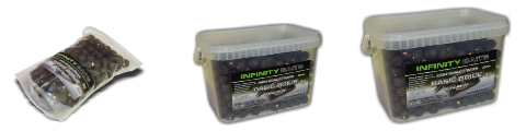 Boilies Basic Humr obaly Infinity Baits