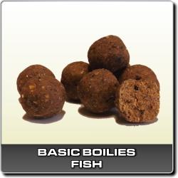 Jdi na Basic boilies hotové Fish-NHDC Infinity Baits