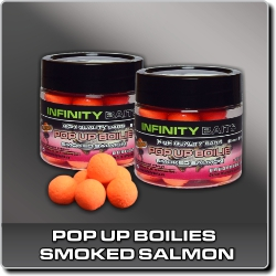 Pop Up Boilie Smoked salmon Infinity Baits