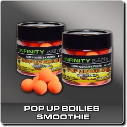 Pop Up Boilie Smoothie Infinity Baits