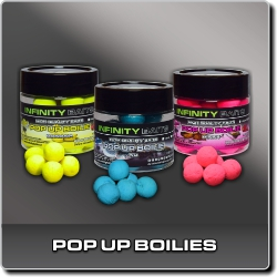Jdi na Fluoro Pop-Up Infinity Baits