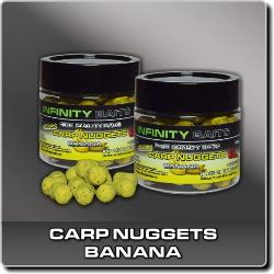 Jdi na Carp Nuggets dipované Banana Infinity Baits