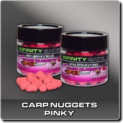Jdi na Carp Nuggets dipované Pinky Infinity Baits