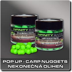 Jdi na Carp Nuggets pop-up Nekonečná oliheň Infinity Baits