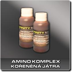 Jdi na Aminokomplexy Kořeněná játra Infinity Baits