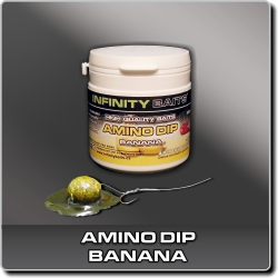 Jdi na Amino dip Banana Infinity Baits