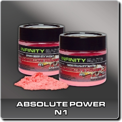 Jdi na Absolute Power fluoro N1 Infinity Baits