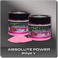 Jdi na Absolute Power fluoro Pinky Infinity Baits