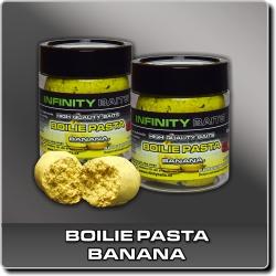 Jdi na Boilie pastu Banana Infinity Baits