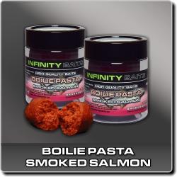 Jdi na Obalovací pastu Smoked salmon Infinity Baits