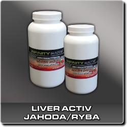 Jdi na Liver Activ Jahoda/ryba Infinity Baits