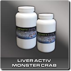 Jdi na Liver Activ Monster crab Infinity Baits
