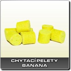 Jdi na Chytací pelety Banana Infinity Baits