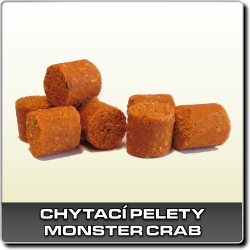 Chytací pelety Monster crab Infinity Baits