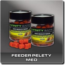 Jdi na Feeder Pelety Med Infinity Baits