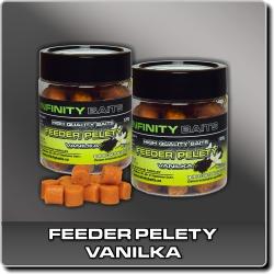 Jdi na Feeder Pelety Vanilka Infinity Baits