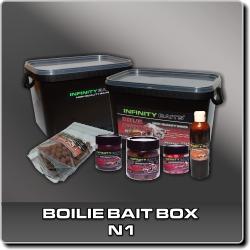 Jdi na Boilie bait box N1 Infinity Baits
