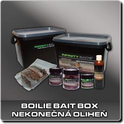 Jdi na Boilie bait box Nekonečná oliheň Infinity Baits