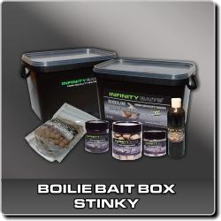 Jdi na Boilie bait box Stinky Infinity Baits
