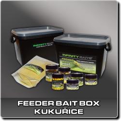 Jdi na Feeder bait box Kukuřice Infinity Baits