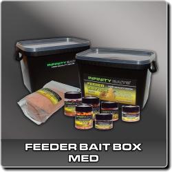 Jdi na Feeder bait box Med Infinity Baits