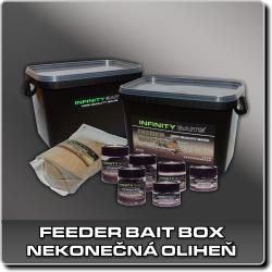 Jdi na Feeder bait box Nekonečná oliheň Infinity Baits
