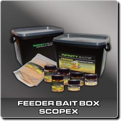 Jdi na Feeder bait box Scopex Infinity Baits