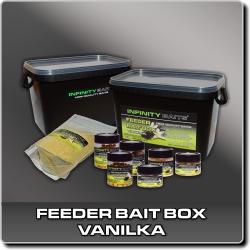 Jdi na Feeder bait box Vanilka Infinity Baits