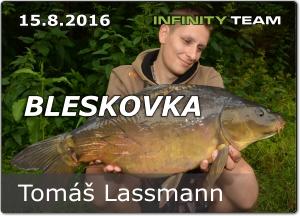 Jdi na report Bleskovka Infinity Baits