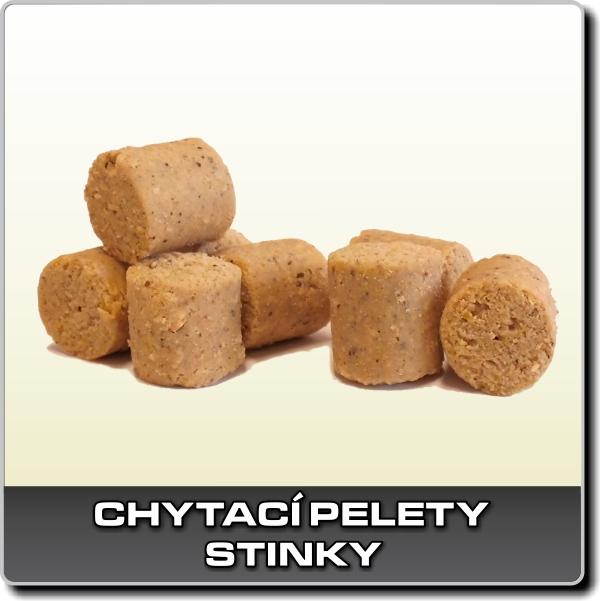 Chytací pelety - Stinky 3 kg - 14 mm