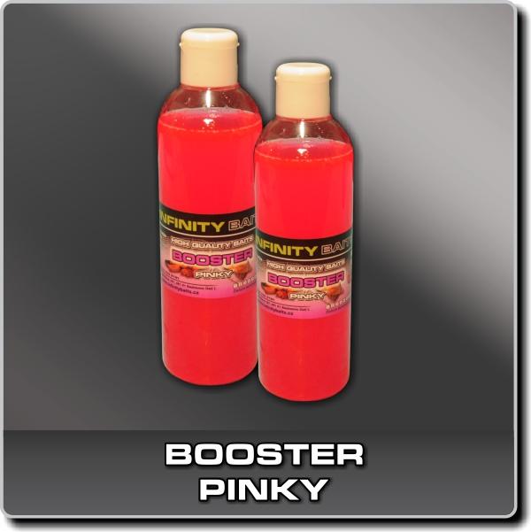 Booster Pinky - 250 ml (fluoro růžová)