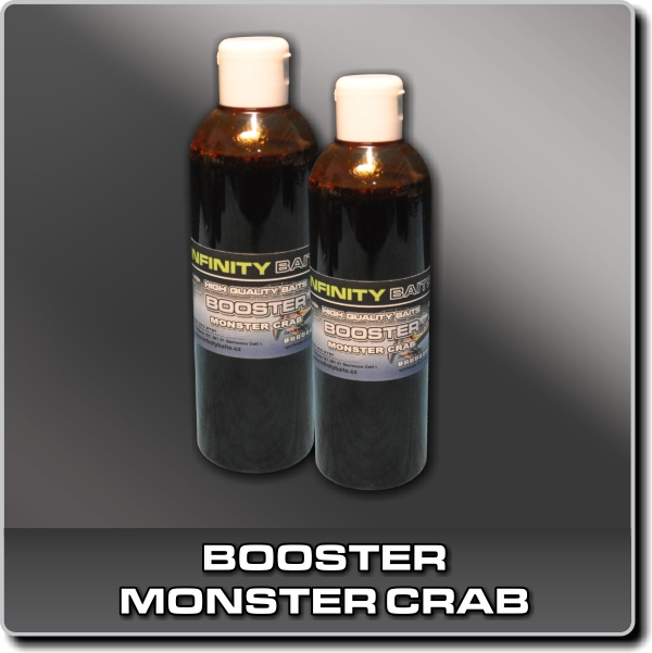 Booster Monster crab - 250 ml