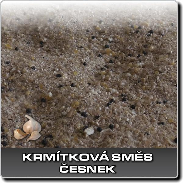 Krmítková směs - Česnek 1 kg