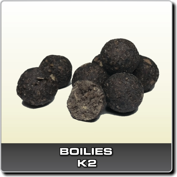 Boilies K2 - 3 kg 24 mm