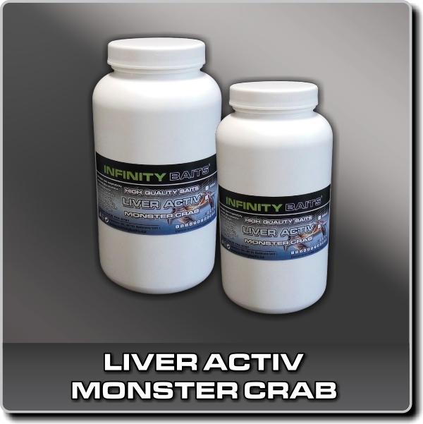 Liver activ - Monster crab 500 ml