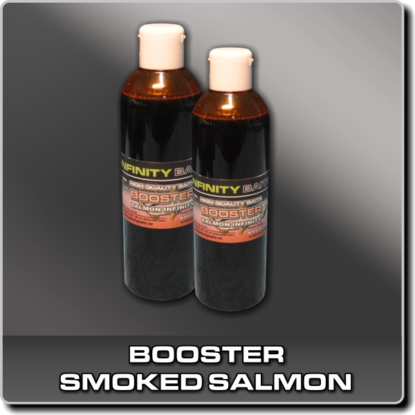 Booster Smoked salmon - 250 ml