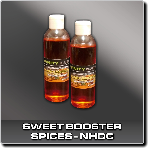 SWEET BOOSTER - SPICES / NHDC