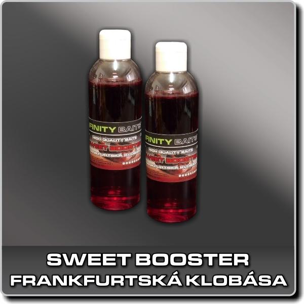Sweet booster - Frankfurtská klobása
