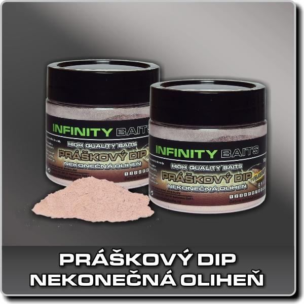 Práškový dip - Nekonečná oliheň