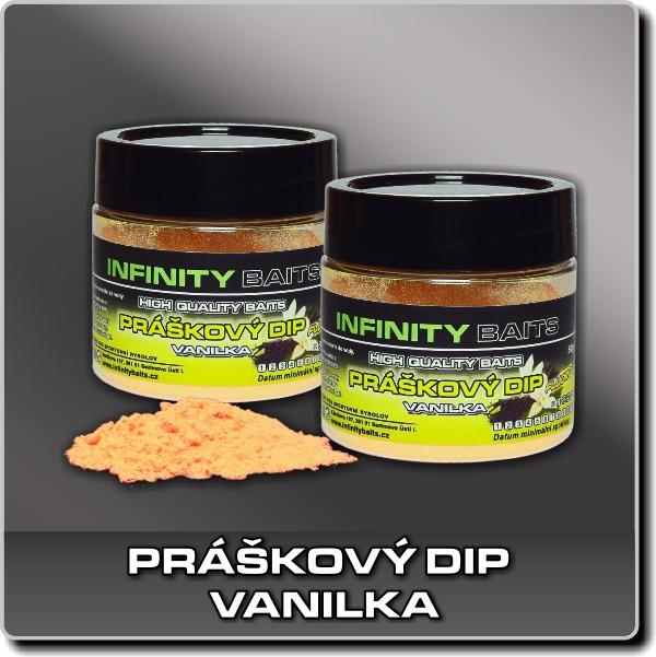 Práškový dip - Vanilka