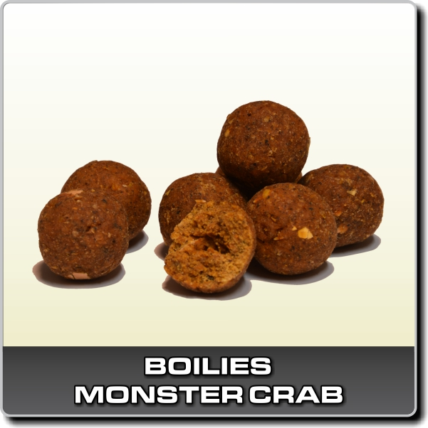 Boilies Monster crab - 3 kg 20 mm